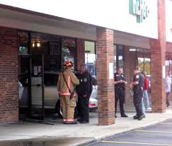 lexus of akron jobs suv crashes through front window of middleburg heights mr hero