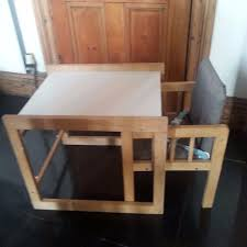 high chair converts to table and chair high chair that turns into a chair and table http jeremyeatonart
