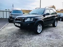 land rover freelander 2006 lhd land rover freelander hse diesel td4 2006 left hand drive in