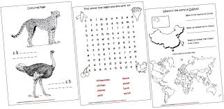 digraphs lapbook and worksheets ch iman u0027s home