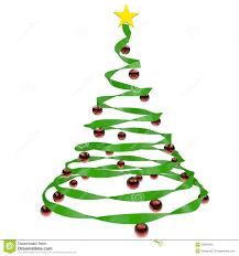 christmas tree isolated stock photo image 22804650