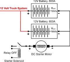 http www truckt com parallel battery switch