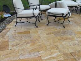 Travertine Patio Pavers by Antique Gold Travertine Projects Stoneworks Wholesaling Inc