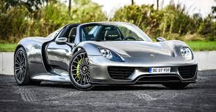 new porsche 918 spyder new sport catalysts for 918 spyder porsche tuning mag