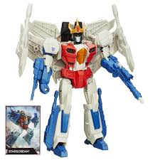 transformers generations leader class starscream figure action