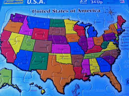 usa map puzzle for toddlers printable united states map puzzle for make your own puzzle