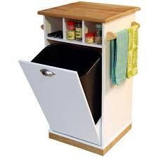 kitchen island with garbage bin kitchen kitchen garbage bins rolling kitchen cabinet kitchen