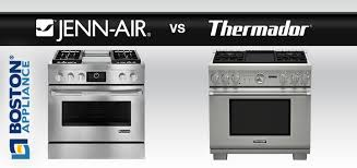 Jenn Air 36 Gas Cooktop Range Comparison Jenn Air Vs Thermador