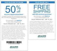 joanns coupon app joann fabrics 50 printable coupon freebies and great