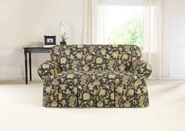 Plush Sofa Cover Sure Fit Plush Sofa Cover Sofa Nrtradiant