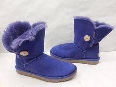 womens shearling boots size 11 ugg australia womens black 5825 original suede