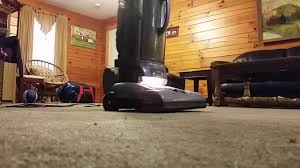 Vaccumming Vacuuming Big Mess With Hoover Windtunnel Youtube