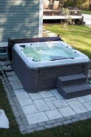 tubs and pools landscaping manufactured tub can be