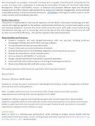 Cover Letter For Non Profit Organization Astswmo Linkedin
