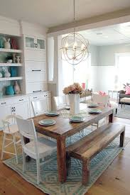 casual dining room ideas guest post favorite turquoise design ideas home bunch