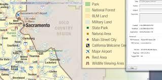 Map Sacramento Delta Recreation Maps