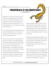 lish reading eng5th scorpions bath