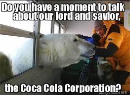 Coca Cola Meme - meme creator coca cola bear meme generator at memecreator org