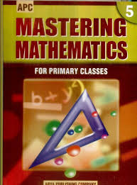 mastering mathematics for primary classes class 5 3rd edition