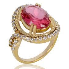 finger rings design images Rings unique design pink stone finger ring for women at best jpg