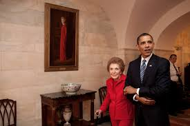 White House Tours Obama by Nancy Reagan Betty Ford Edith Wilson Lady Bird Johnson Bess