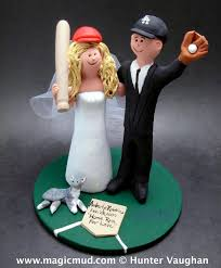 baseball cake topper los angeles dodgers baseball wedding cake topper los angeles