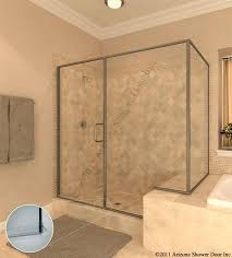 Az Shower Doors Deluxe Bath Arizona Shower Door
