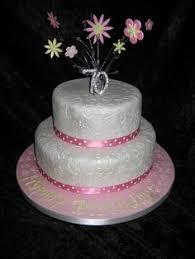 my grannys 70th birthday cake i made mallory gray 50 cakes of