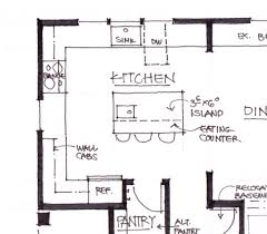 tag for floor plan of a kitchen nanilumi