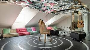 bbc culture charity design concept holiday house comes to london