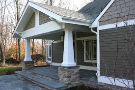 craftsman tapered columns trend 22 craftsman style tapered porch