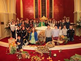 thanksgiving homilies harvest mass of thanksgiving in glenamaddy archdiocese of tuam