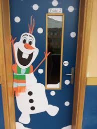 snowman door decorations snowman christmas door decorations happy holidays for school to