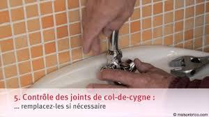 remplacer robinet cuisine remplacer un joint de robinet