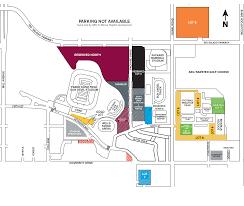Arizona State University Map by Thesundevils Com Arizona State University Athletics