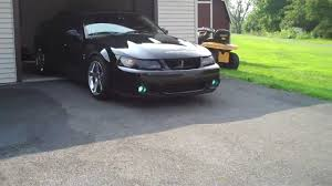 2003 Black Mustang 2003 Mustang Cobra Borla Ported Eaton Youtube