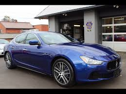 yellow maserati ghibli used maserati for sale in pittsburgh pa 6 cars from 38 400