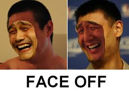 Yao Ming Face Meme - my friend wanted me to attempt the yao ming meme face here is the