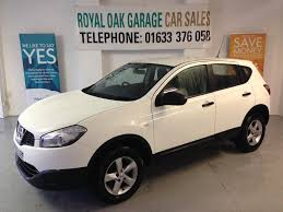 qashqai nissan 2012 used nissan qashqai visia 2012 cars for sale motors co uk