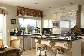 kitchen design ideas ideas for window treatments modern valance