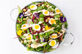 english garden salad recipe great british chefs