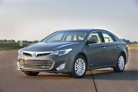 toyota 2015 models toyota avalon hybrid discounts large 40 mpg sedan discounts rise