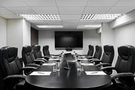interior designs terrific black and white modern conference room