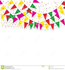 party confetti celebrate banner party flags confetti stock illustrations 538