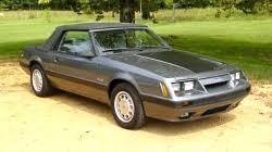 86 Mustang Gt Interior 1986 Mustang Gt 1982 1993 Mustang Gt Registry