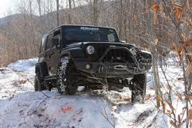 jeep wrangler snow bangshift com we tire test the bf goodrich all terrain t a ko2