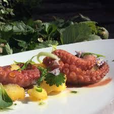 poulpe cuisine recette le poulpe de fulvio cuisine madame figaro
