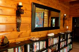 the joys and challenges of log cabin interior design cabinorganic