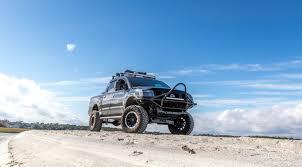 nissan titan off road 2007 nissan titan rough country suspension upgrade drivingline