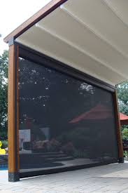 remote controlled screen porch by screenmobile porch screened